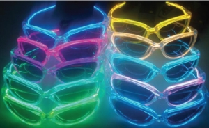 Light Up / Flashing Glasses