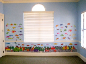 Specialty Wall Graphics