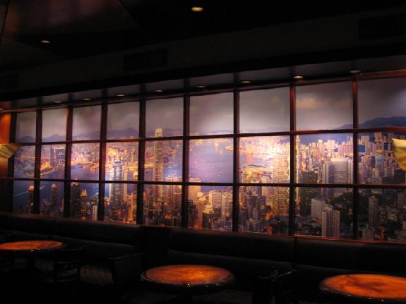 Backlit wall mural beyonddigitalprint custom window for Digital wall mural